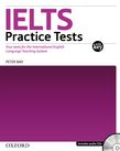 IELTS Practice Tests by Peter May - OUP