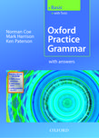 Oxford Practice Grammar Basic With Key Practice-Boost CD-ROM Pack cover