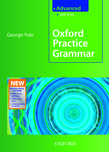 Oxford Practice Grammar Advanced with Key Practice-Boost CD-ROM Pack cover
