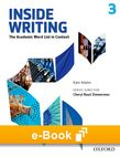 Inside Writing Level 3 e-book - buy codes for institutions cover