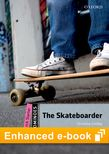 Dominoes Quick Starter The Skateboarder e-book - buy codes for institutions cover