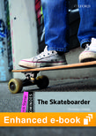 Dominoes Quick Starter The Skateboarder e-book - buy in-App cover