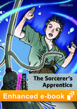 Dominoes Quick Starter The Sorcerers Apprentice e-book - buy in-App cover