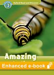 Oxford Read and Discover Level 3 Amazing Minibeasts  e-book - buy codes for institutions cover
