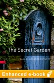 Oxford Bookworms Library Level 3: The Secret Garden e-book - buy codes for institutions cover