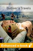 Oxford Bookworms Library Level 4 Gulliver's Travels e-book cover