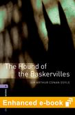 Oxford Bookworms Library Level 4: The Hound of the Baskervilles e-book cover