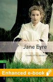 Oxford Bookworms Library Level 6: Jane Eyre e-book - buy codes for institutions cover
