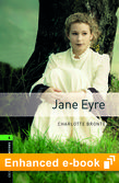 Oxford Bookworms Library Level 6: Jane Eyre e-book - buy in-App cover