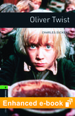 Oxford Bookworms Library Level 6: Oliver Twist e-book - buy in-App cover