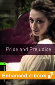 Oxford Bookworms Library Level 6: Pride and Prejudice e-book - buy in-App cover