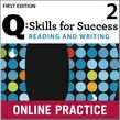 Q Skills for Success Reading and Writing 2 Student Online Practice cover