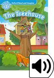 Oxford Read and Imagine Level 1 The Treehouse Audio cover