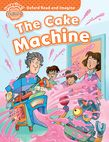 Oxford Read and Imagine Beginner: The Cake Machine cover