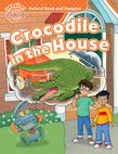 Oxford Read and Imagine Beginner: Crocodile in the House cover