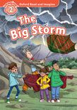 Oxford Read and Imagine Level 2: The Big Storm cover