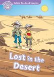 Oxford Read and Imagine Level 4: Lost In The Desert cover