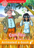 Oxford Read and Imagine Level 2: Can You See Lions? animated e-book - buy in-app cover