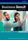 Business Result Second Edition Upper-intermediate