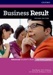 Business Result Second Edition Advanced