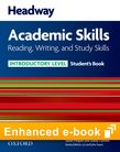 Headway Academic Skills Introductory Reading, Writing and Study Skills e-book - buy codes for institutions cover