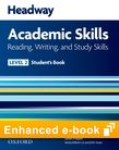 Headway Academic Skills 2 Reading, Writing and Study Skills e-book cover