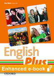 English Plus 4 Student's Book e-book - buy in-App cover