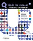 Q Skills for Success Listening and Speaking 4 Student Book with Online Practice cover