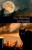 Oxford Bookworms Library Level 1: The Witches of Pendle Audio Pack cover