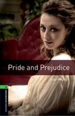 Oxford Bookworms Library Level 6: Pride and Prejudice cover