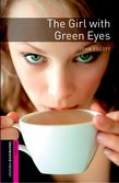 Oxford Bookworms Library Starter Level: The Girl with Green Eyes cover