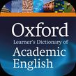 Oxford Learner's Dictionary of Academic English Android App cover