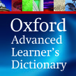 Oxford Advanced Learner's Dictionary, 8th Edition Kindle app cover