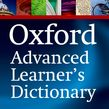 Oxford Advanced Learner's Dictionary, 8th Edition Windows 8 app cover