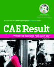 CAE Result: Workbook Resource Pack with Key cover