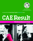 CAE Result: Workbook Resource Pack cover
