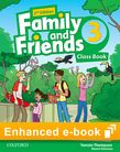 Family and Friends Level 3 Class Book e-book cover