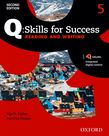 Q Skills for Success Level 5 Reading & Writing Student e-book with iQ Online - buy codes for institutions cover