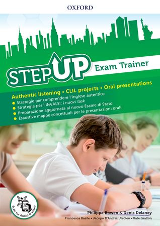 Step Up CLIL and Exam Trainer