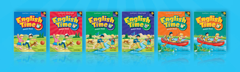 English Time Covers