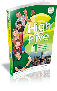 High Five Student Book 1
