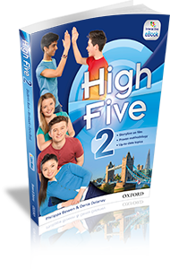High Five Student Book 2