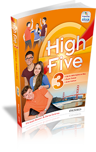 High Five Student Book 3