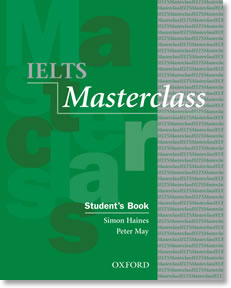 IELTS Masterclass Cover