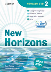 New Horizons 2 Cover