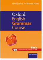 Oxford English Grammar Basic