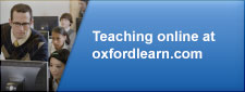 Teaching Online at oxfordlearn.com