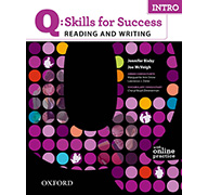 حل كتاب skills for success intro