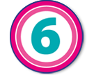 Oxford University Press English Language Teaching Student's Site - level 6 button