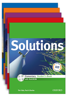 Solutions 1st Edition